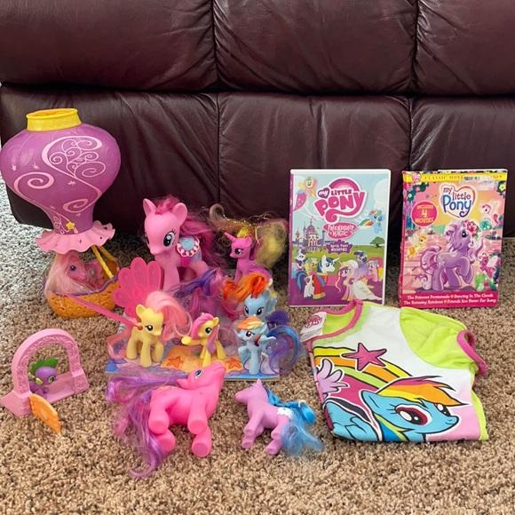 My Little Pony bundle.